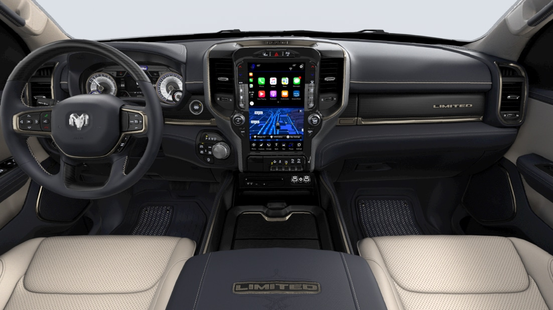 2019 Ram 1500 Limited Interior