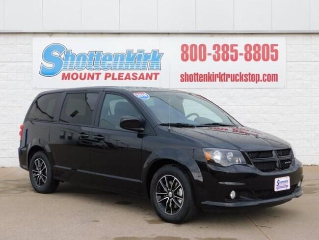 New 2019 Dodge Grand Caravan SE PLUS Passenger Van Mount Pleasant