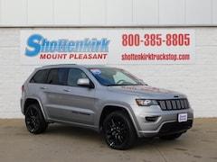 New 2019 Jeep Grand Cherokee ALTITUDE 4X4 Sport Utility Mount Pleasant