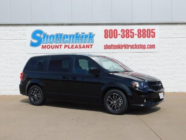 New 2018 Dodge Grand Caravan SE PLUS Passenger Van Mount Pleasant