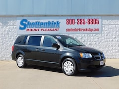 2019 Dodge Grand Caravan SE Passenger Van 2C4RDGBG8KR531373 for sale in Mt. Pleasant, IA at Shottenkirk Mount Pleasant