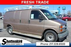 1998 Chevrolet Chevy Van G2500 Van Cargo Van