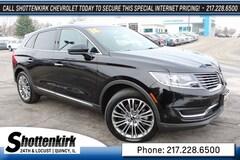 2016 Lincoln MKX Reserve SUV