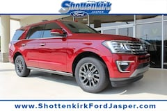 New 2019 Ford Expedition Limited SUV in Jasper, GA