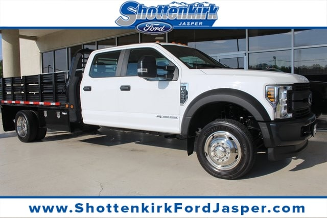 2018 Ford F-450 Chassis Cab XL Chassis Truck