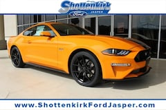 New 2019 Ford Mustang GT Premium Coupe in Jasper, GA