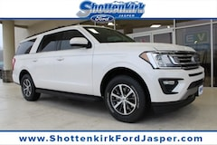 New 2019 Ford Expedition XLT SUV in Jasper, GA