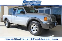 2002 Ford Ranger Extended Cab Short Bed Truck
