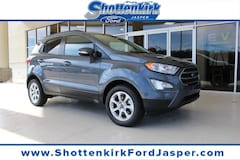 New 2018 Ford EcoSport SE SUV in Jasper, GA