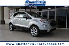 New 2018 Ford EcoSport SE SUV in Jasper, GA