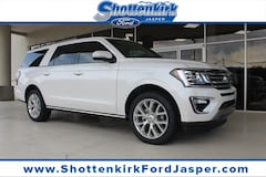 New 2019 Ford Expedition Max Limited SUV in Jasper, GA