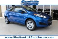 New 2019 Ford Fiesta SE Sedan in Jasper, GA