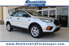New 2019 Ford Escape S SUV in Jasper, GA