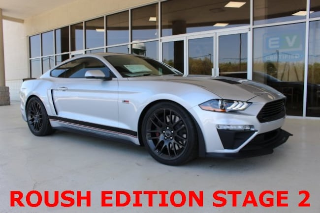 2018 Ford Mustang Roush Stage 2 Plus Coupe