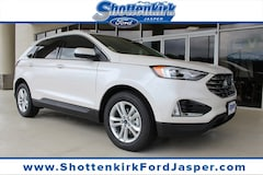 New 2019 Ford Edge SEL SUV in Jasper, GA