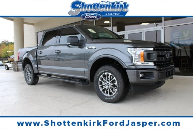 2019 Ford F-150 XLT 302A Truck