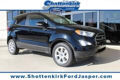 New 2019 Ford EcoSport SE SUV in Jasper, GA