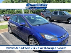2012 Ford Focus Titanium Hatchback