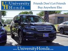 New 2018 Honda Pilot EX FWD SUV for sale in Davis, CA