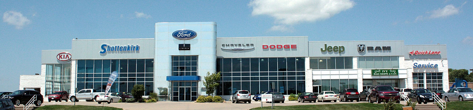Shottenkirk Chrysler Dodge Jeep Ram | New Jeep, Chrysler ...