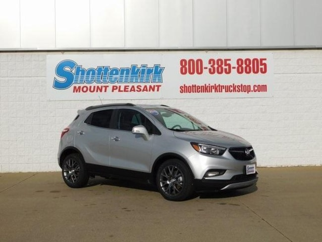 New 2019 Buick Encore Sport Touring SUV Mount Pleasant