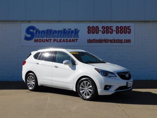 New 2019 Buick Envision Essence SUV Mount Pleasant