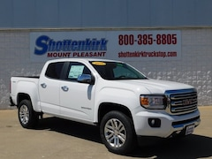New 2018 GMC Canyon SLT Truck Crew Cab Mount Pleasant