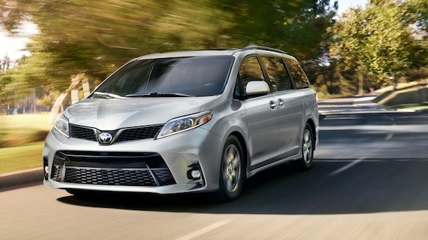 2019 Toyota Sienna Available Near Hannibal