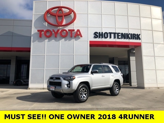 2018 Toyota 4Runner TRD Off-Road SUV