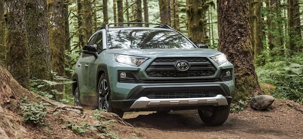 2019 Toyota RAV4 Available Near Hannibal