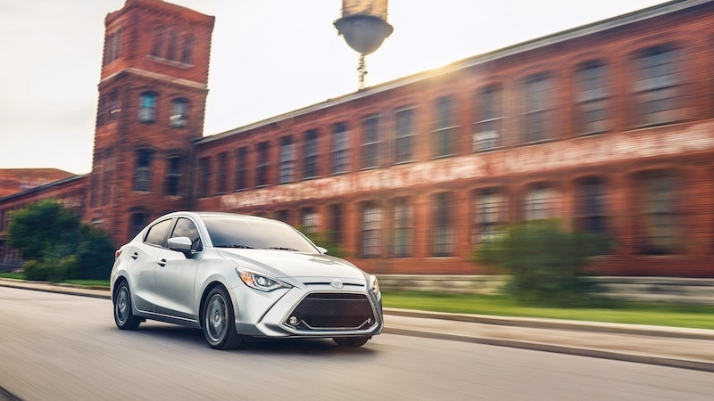 2019 Toyota Yaris near Hannibal