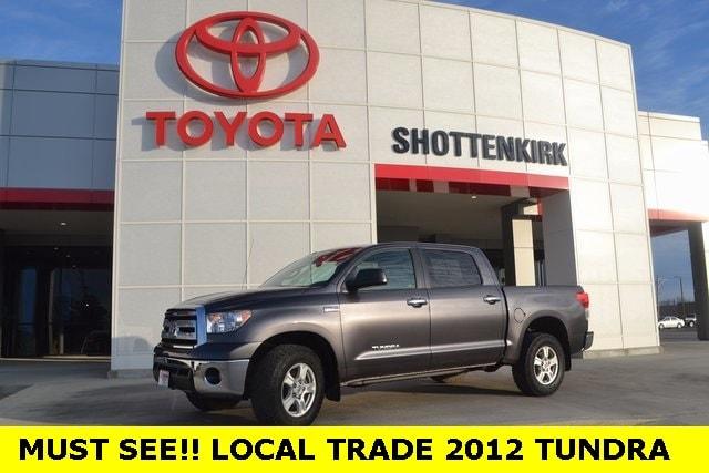 2012 Toyota Tundra Grade Truck CrewMax