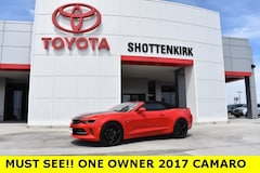 2017 Chevrolet Camaro 1LT Convertible