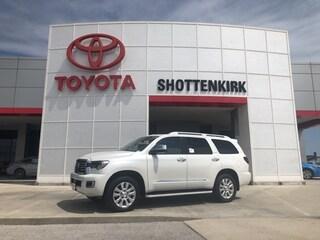 New 2019 Toyota Sequoia Platinum SUV