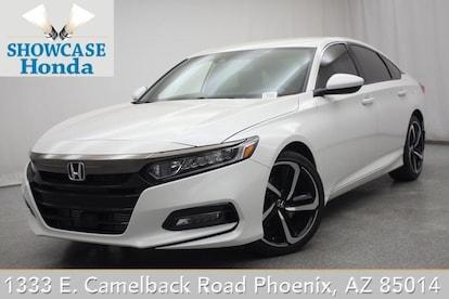 New 2019 Honda Accord Sport For Sale in Phoenix AZ DT9854 | Phoenix New  Honda For Sale 1HGCV1F36KA130157