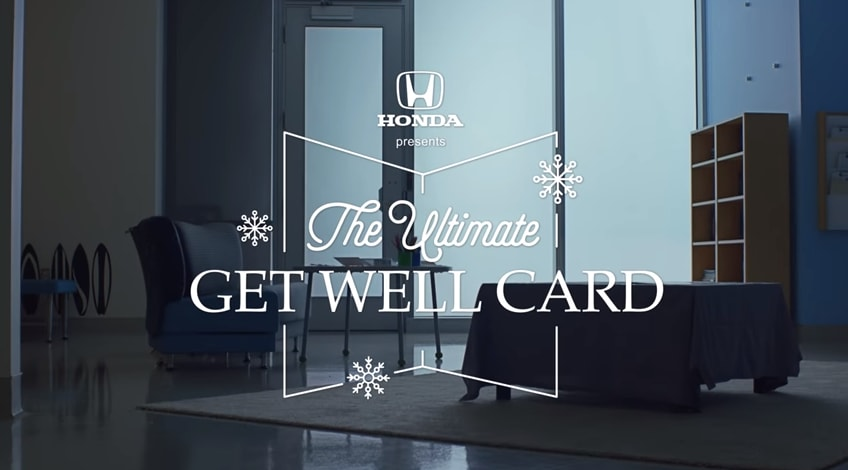 The Ultimate Get-Well Card