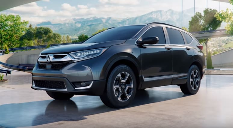 Compare The 2017 Honda Cr V With Its Top Competitors