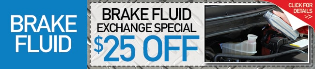 Brake Fluid Exchange, Phoenix