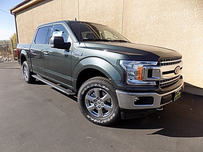 New 2018 Ford F-150 XLT Truck For Sale Show Low, AZ