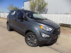 New 2018 Ford EcoSport S Crossover for sale in Show Low