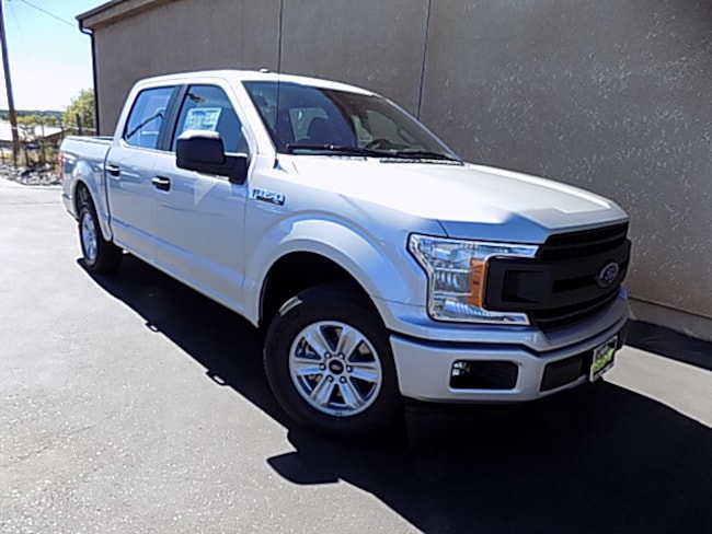 New 2018 Ford F-150 XL Truck For Sale Show Low, AZ
