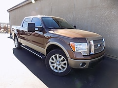 Used 2012 Ford F-150 FX4 Crew Cab Short Bed Truck for sale in Show Low