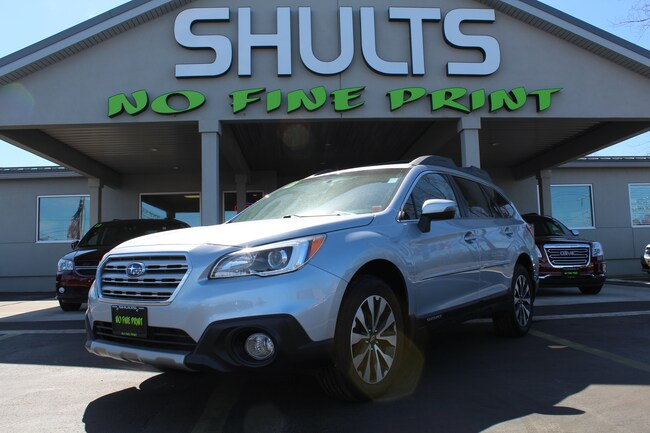 2016 Subaru Outback 2.5i Limited Wagon
