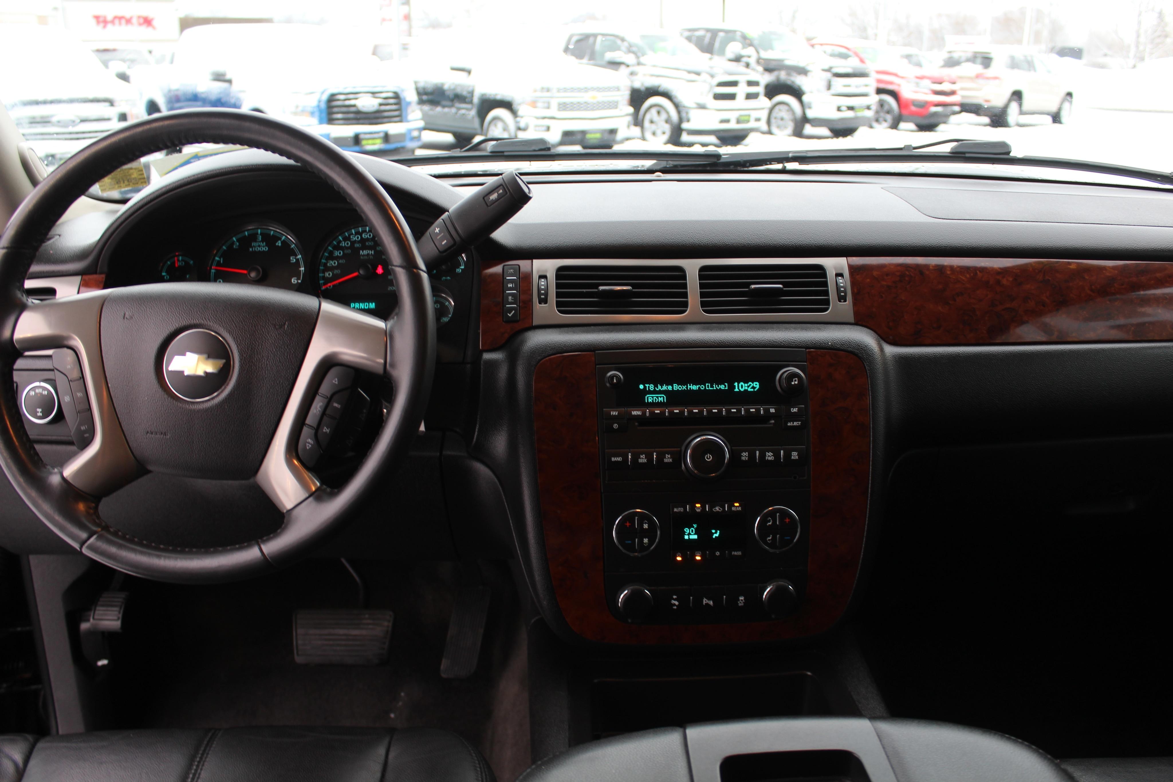 2014 Chevrolet Tahoe Utility