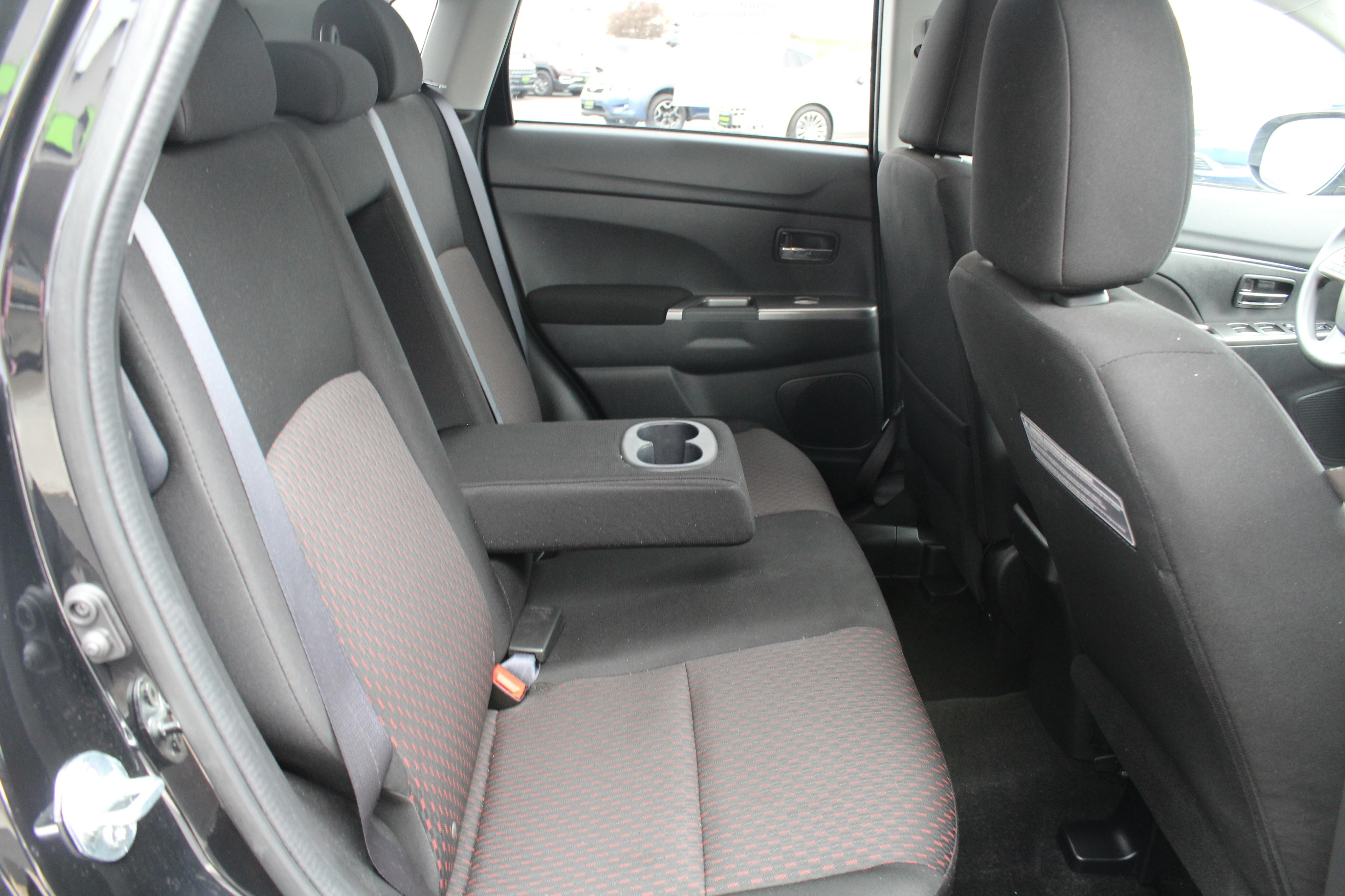 2018 Mitsubishi Outlander Sport Wagon 4 Dr.