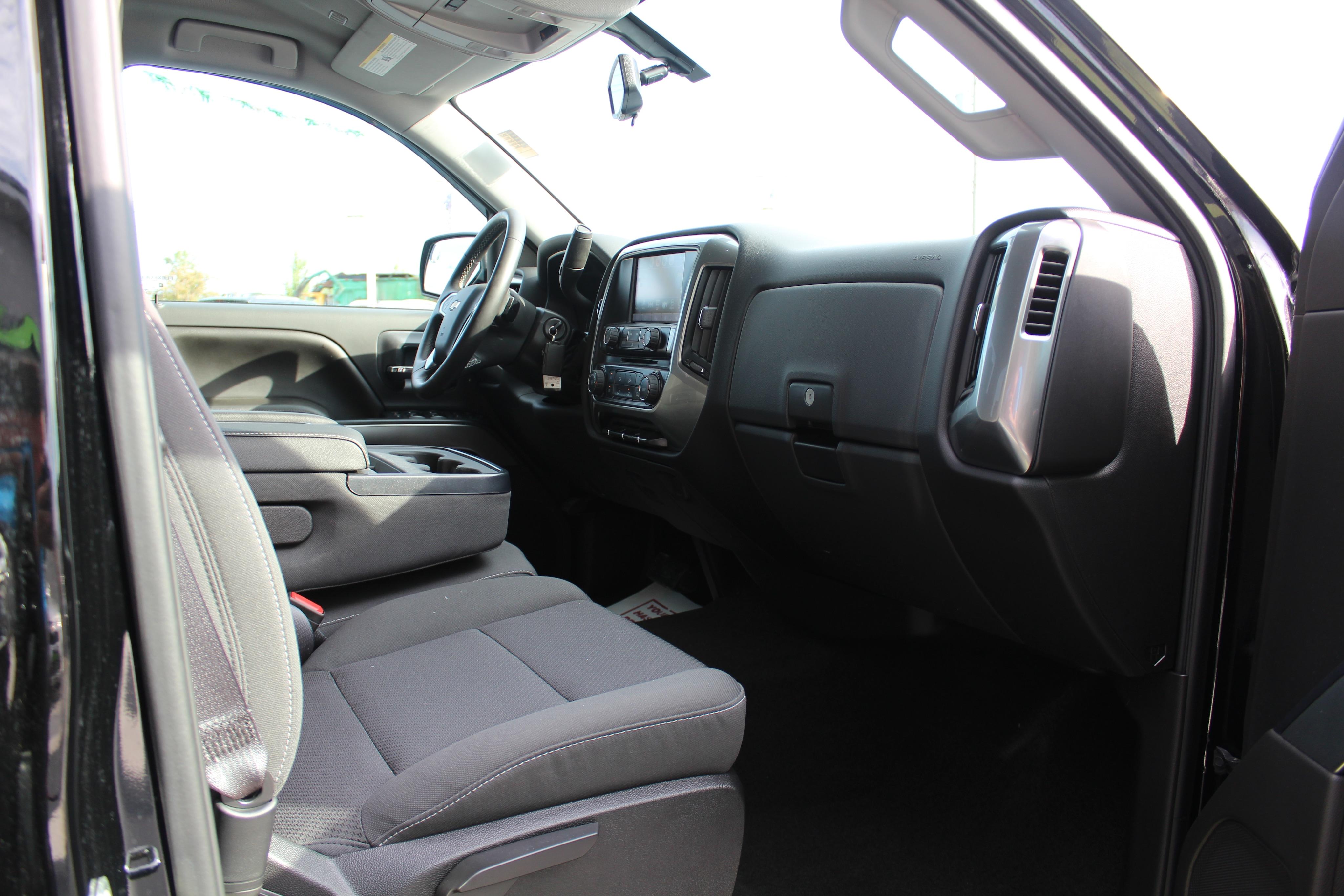 2017 Chevrolet Silverado 1500 Extended Cab Pickup