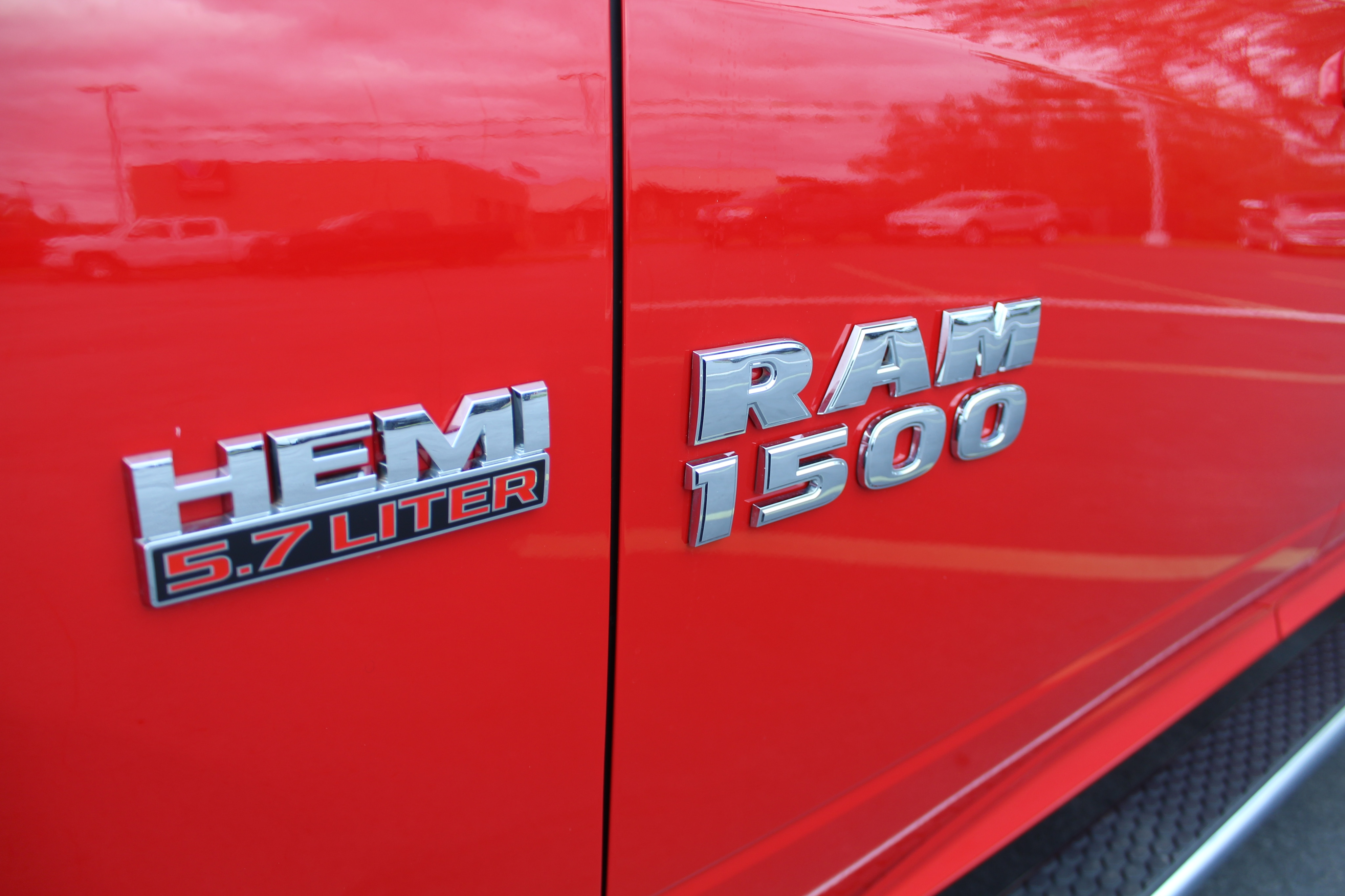 2018 Ram 1500 Short Bed