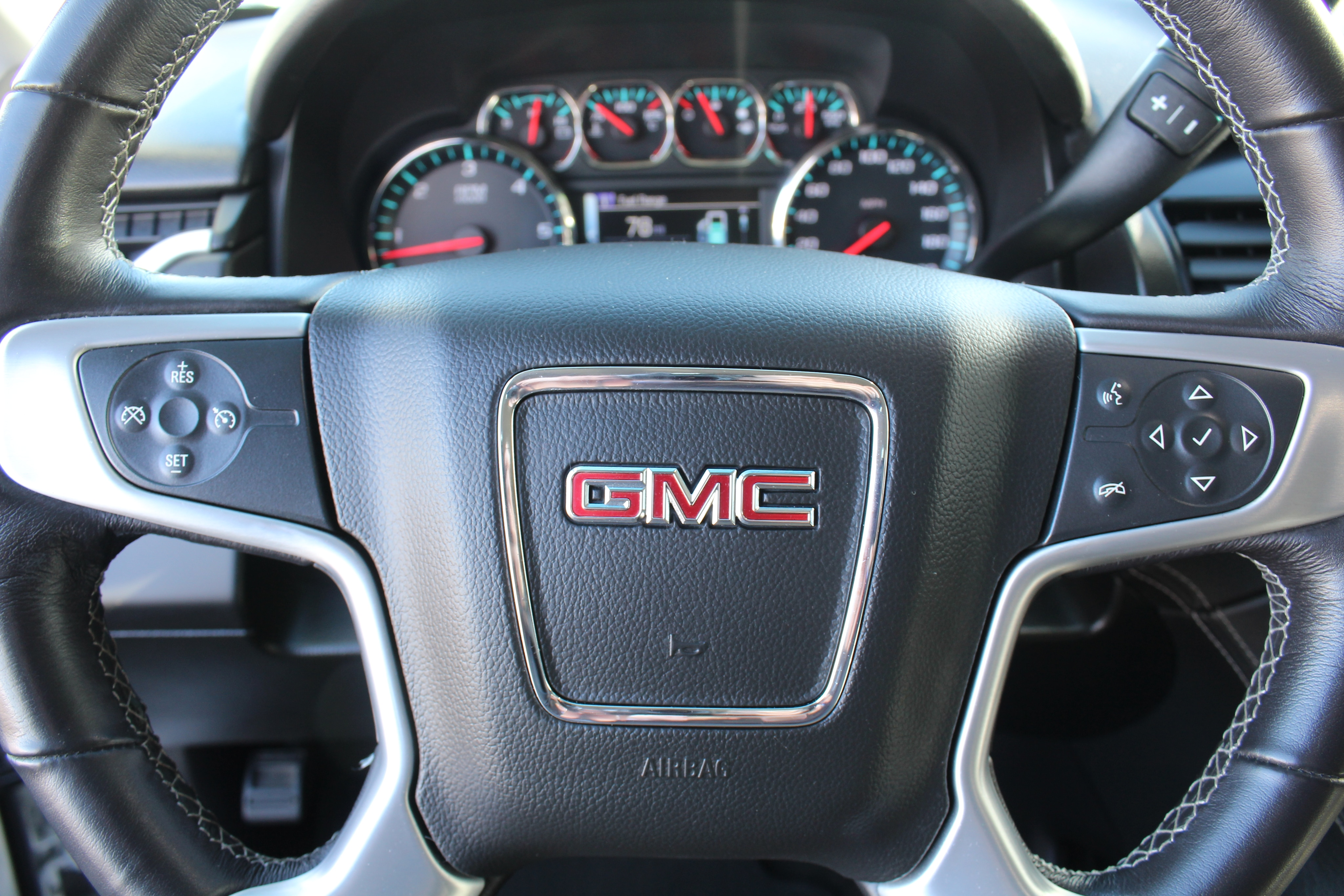 2018 GMC Yukon Sport Utility