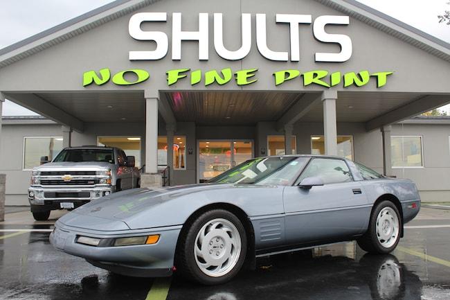 1991 Chevrolet Corvette Hatchback