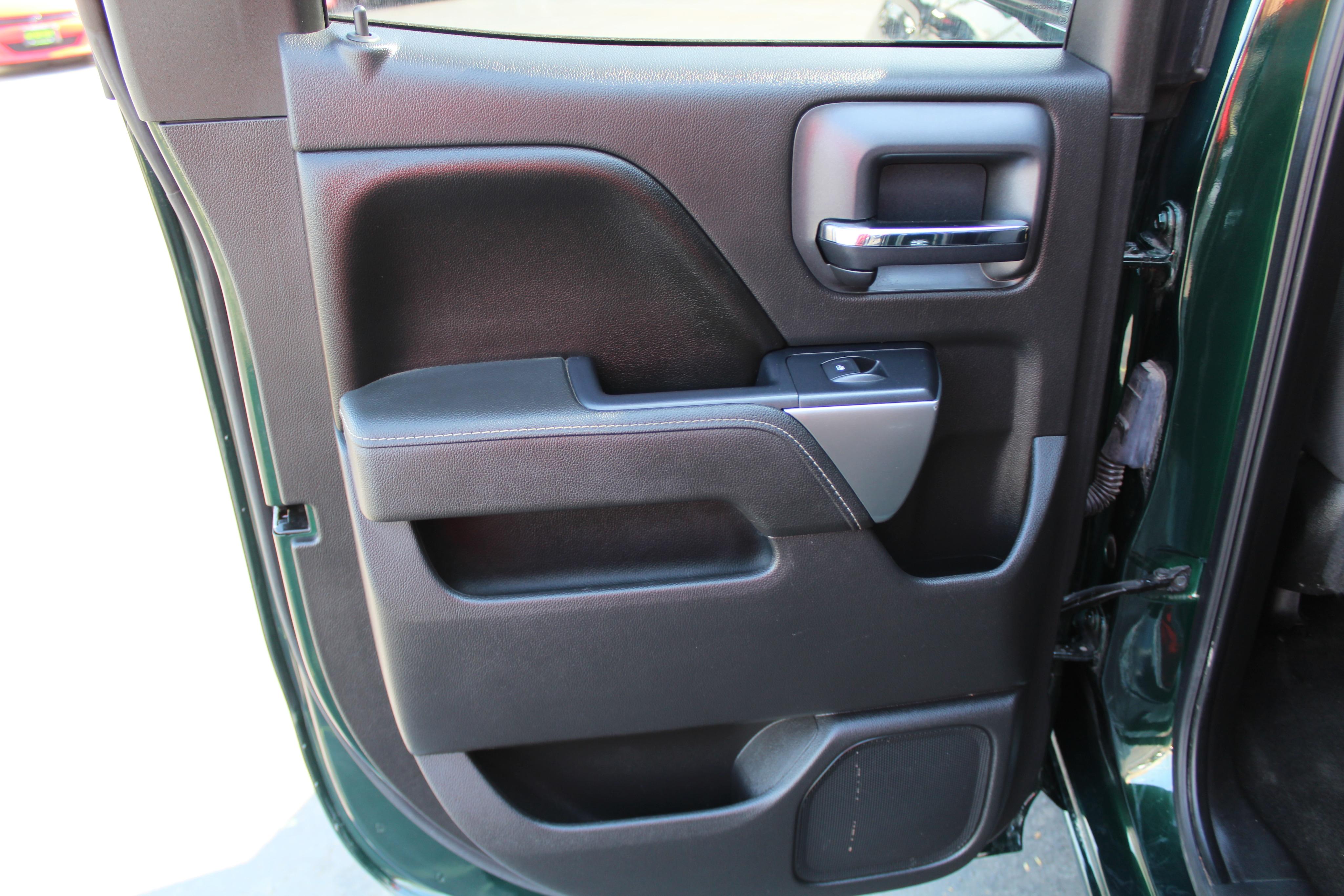 2015 Chevrolet Silverado 1500 Extended Cab Pickup
